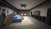 home theater 3D