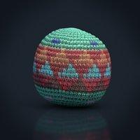 3D hacky sack