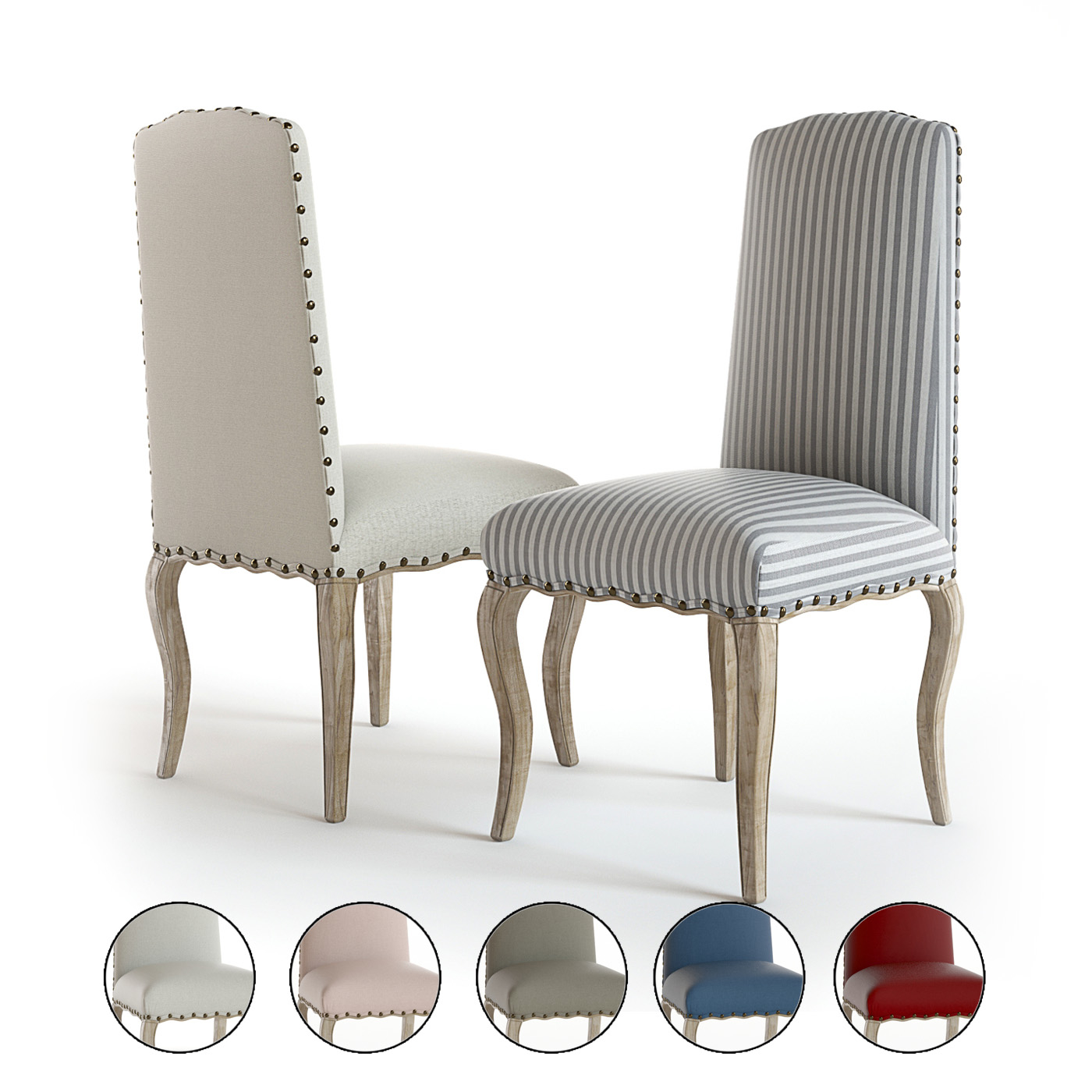 Pottery Barn - Calais dining chairs