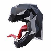 3D venom head