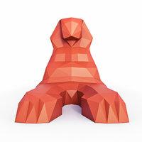 great sphinx model