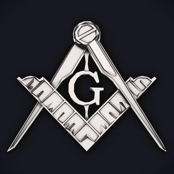 3D symbol masons