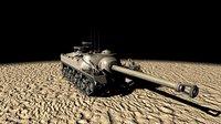 T95/T28 GMC Tank