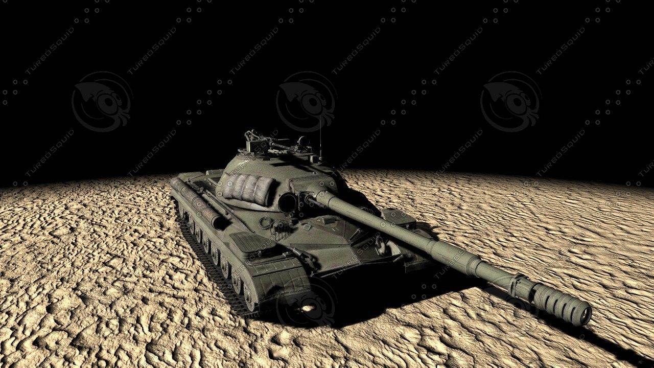 t-10 heavy tank 3D
