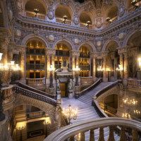 Opera Garnier - Grand Staircase