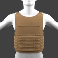 Military Flak Jacket bullet proof vest