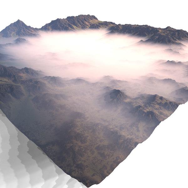 green valley 3D model