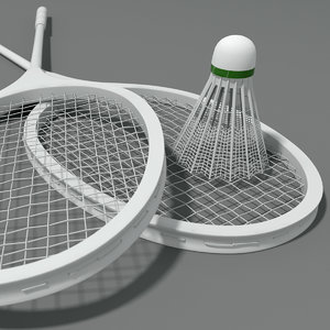 classic badminton rackets model