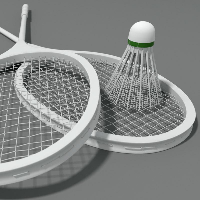 classic badminton rackets model