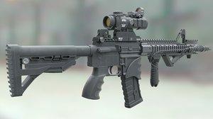 3D ar-15 ar15