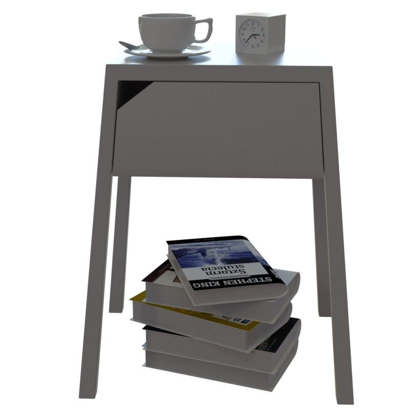ikea selje table 3D