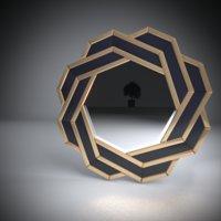 mirror mulini 3D model