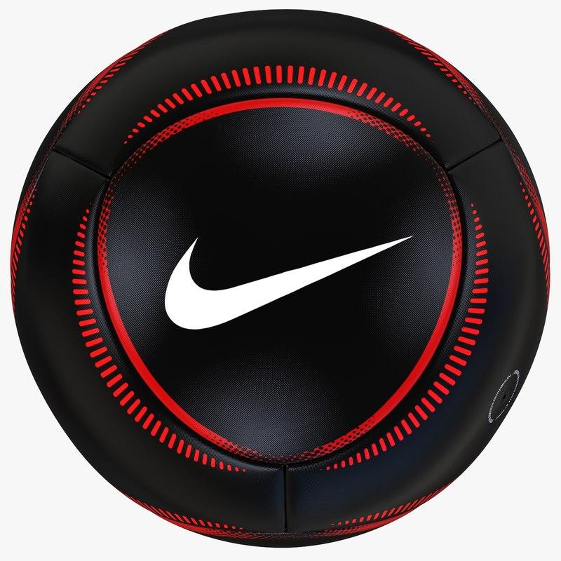 3D training soccer ball v2 model