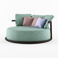 3D icaro sofa
