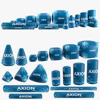 axion buoy float 3D model