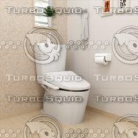 Japan System Smart Toilet