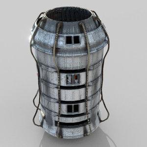 3D concept space engine