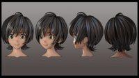 mikki hair style