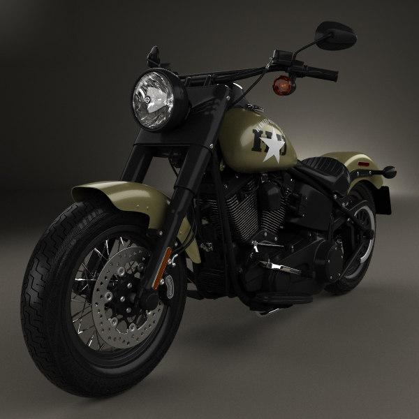 Harley Turbo Review: Davidson Harley-davidson Softail Model