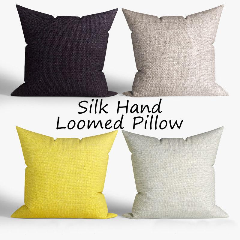 decorative pillows westelm set model