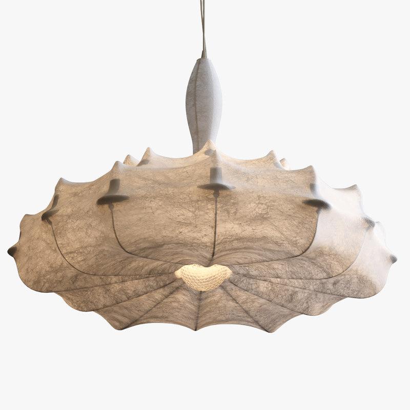 3D cocoon suspension