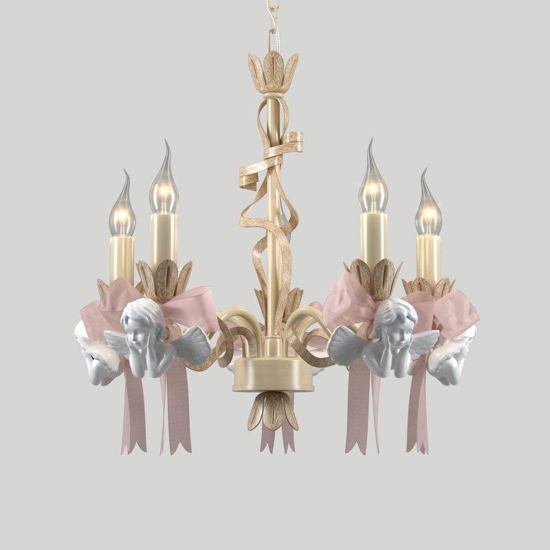 chandelier angelo 147 5 3D model