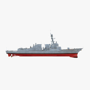 3D uss ralph johnson