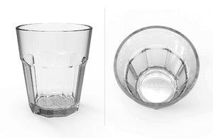 3D ikea glass classic pokal model