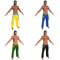 pack capoeira model