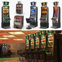 Casino Slot Machines Collection