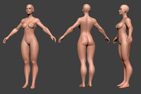 Female Body Bsemesh 9