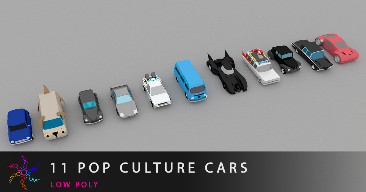 3D package cars 11