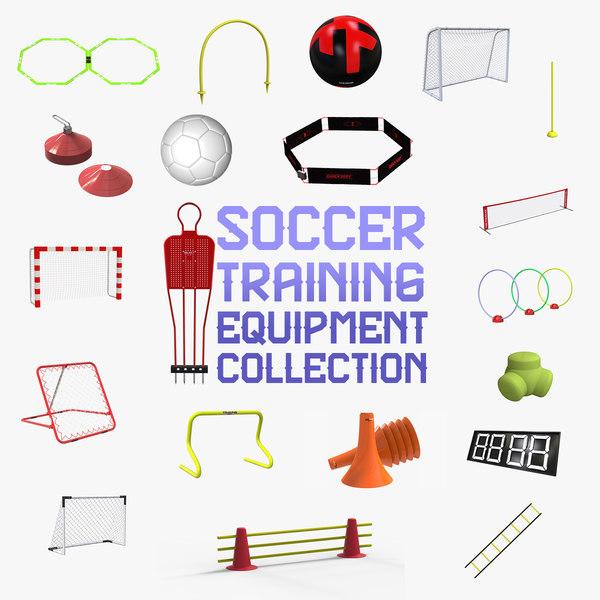 3D soccer training equipments football goal