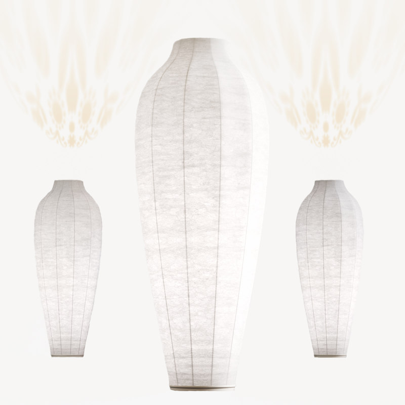 3D flos chrysalis model