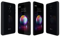 lg k11 black 3D model