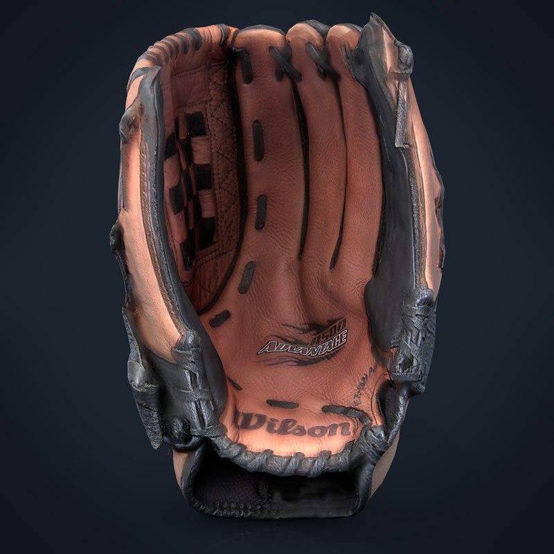 baseball glove s 3D