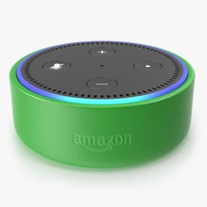 amazon echo dot kids 3D model
