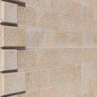 stone walls 01 3D