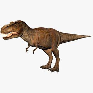 tyrannosaurus rex model