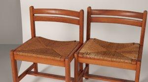 borge mogensen chairs 3D