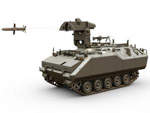 3D armies tank tow