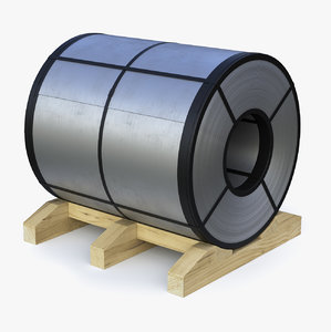 rolled steel materials model