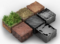 3D coal life cycle -