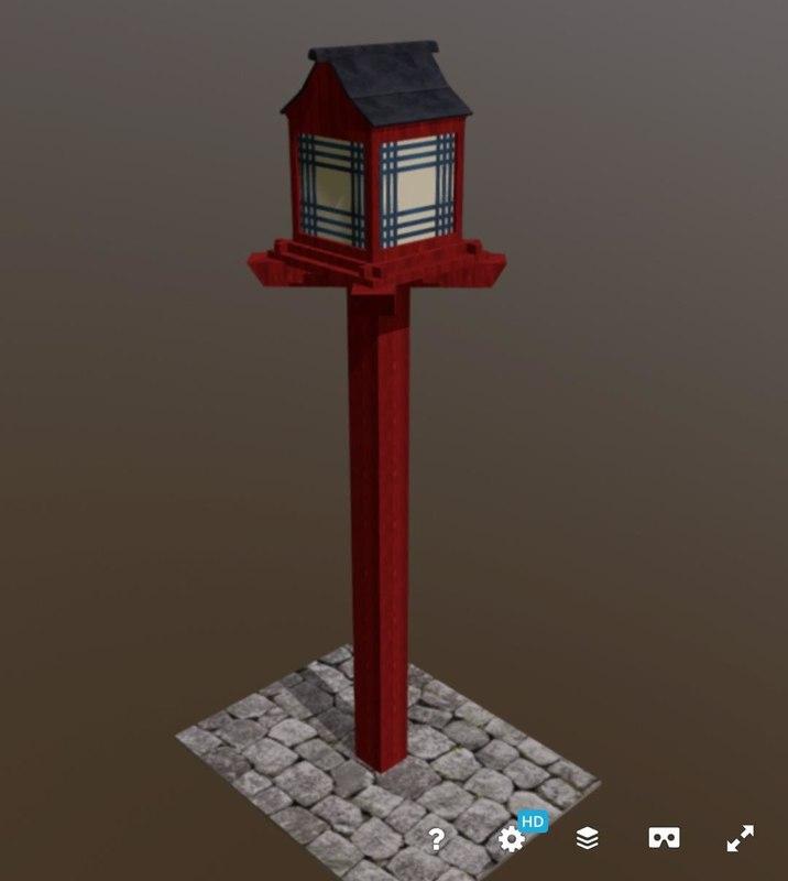 lantern osaka model