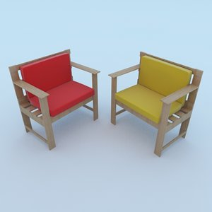 terrace chair model