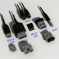 3D plug model