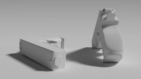 3D cz75 gun