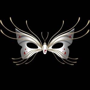 butterfly mask model