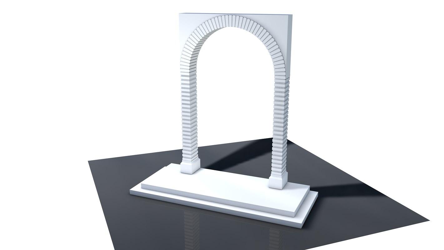 3D arch games