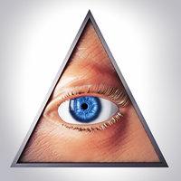 illuminati symbol model